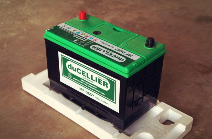 Automotive batteries - 1