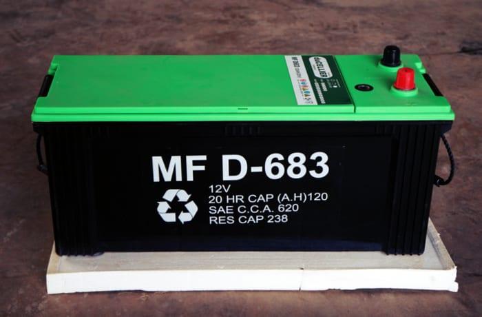Automotive batteries - 3