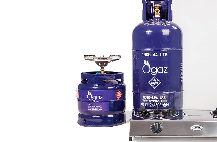 Liquefied Petroleum Gas (LPG) - 3