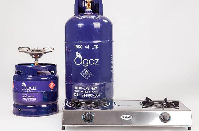 LPG products and appliances - 2