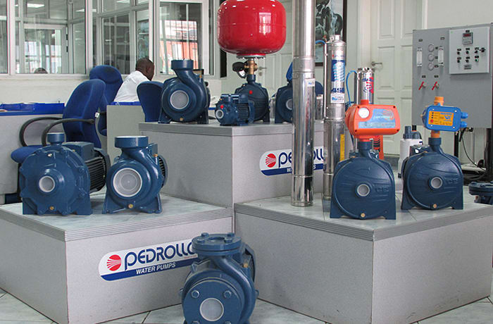 Pumps and equipment - 1