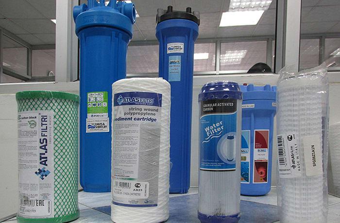 Water treatment and Sanitation - 0