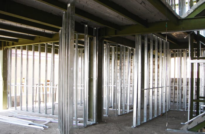 Light steel framing - 3