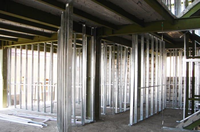 Light steel framing - 3
