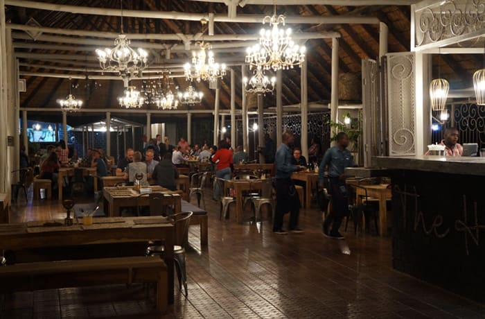 Casual dining restaurant - 1