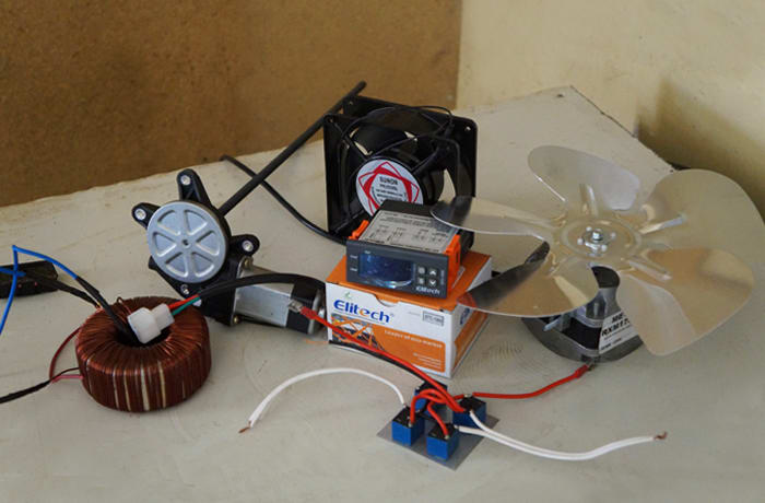 Poultry rearing equipment - 3