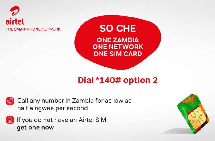 Airtel mobile voice and text - 1