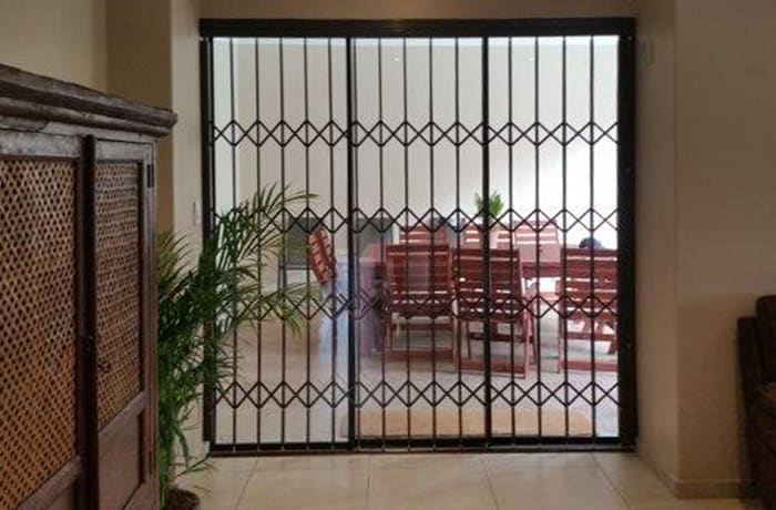 Security gates, burglar bars and roller shutters - 2