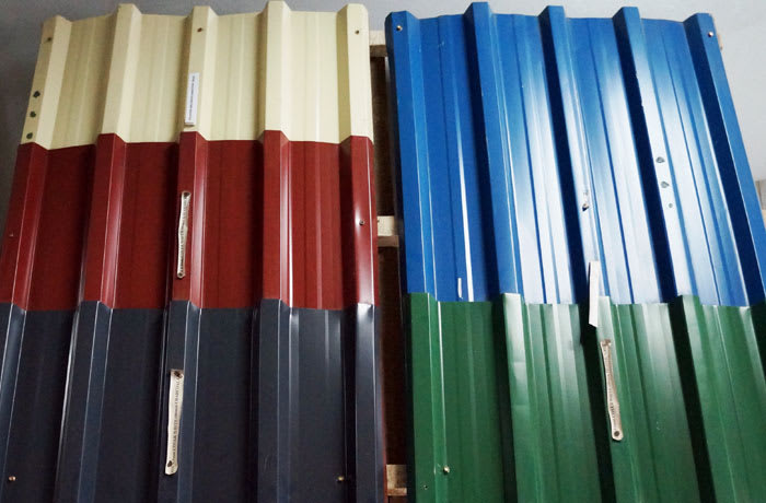 Roofing materials - 3