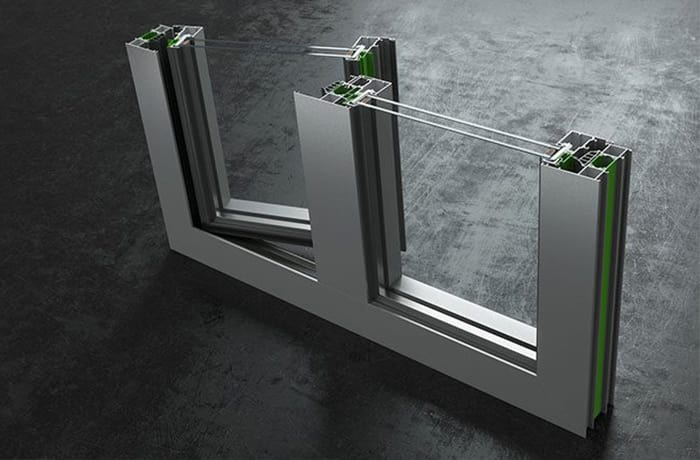 Aluminium windows and doors - 0