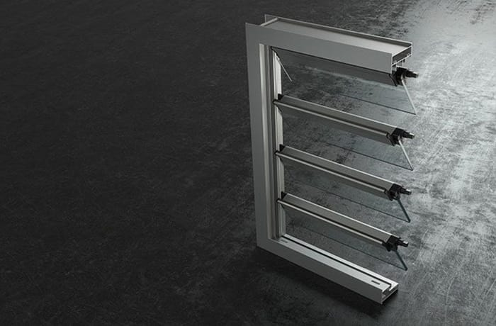 Aluminium windows and doors - 3