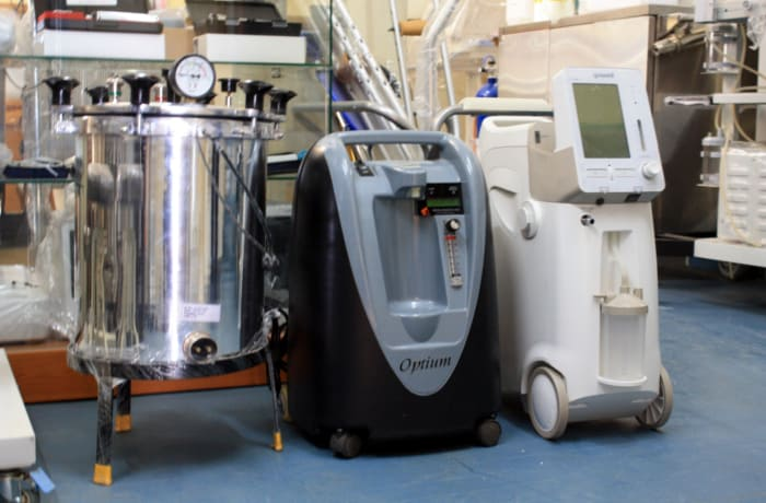 Medical equipment and supplies - 2