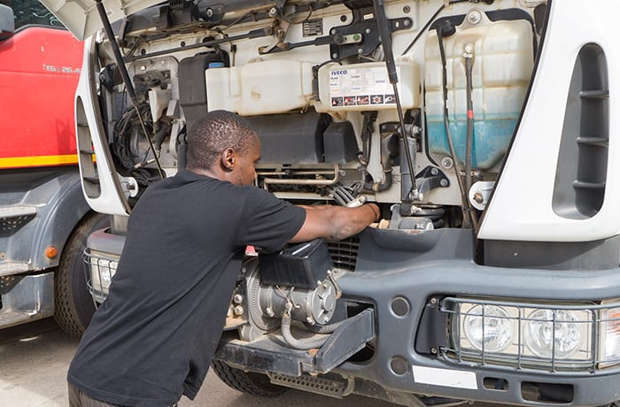 Truck and Bus maintenance - 2
