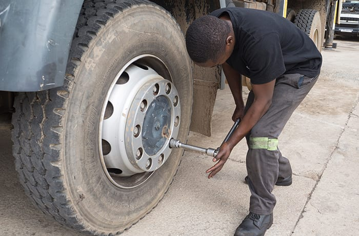 Truck and Bus maintenance - 3
