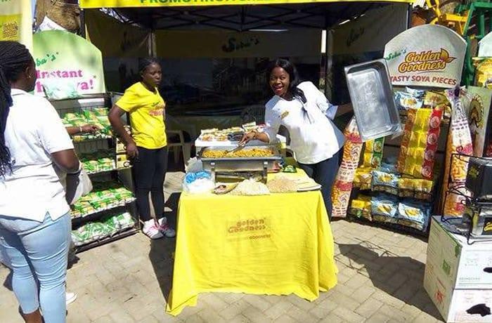 Food distribution - 1