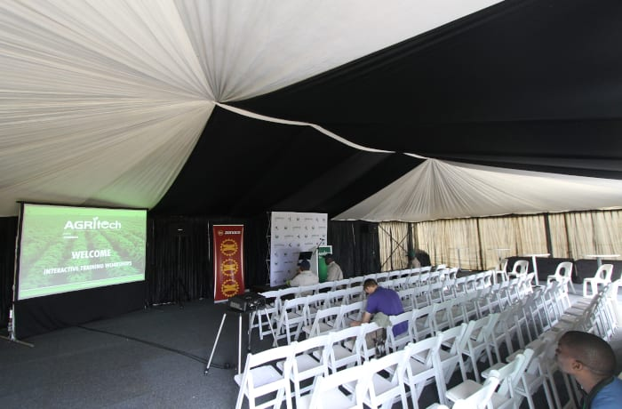 Event and conference management services - 1