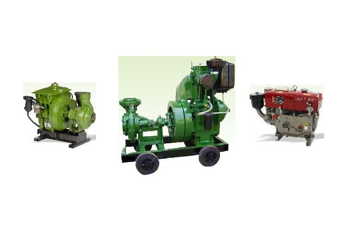 Pumps and equipment - 2