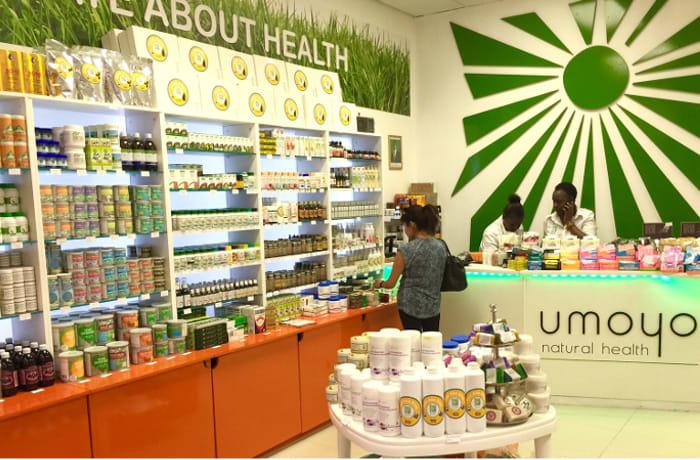 Natural health shops - 0