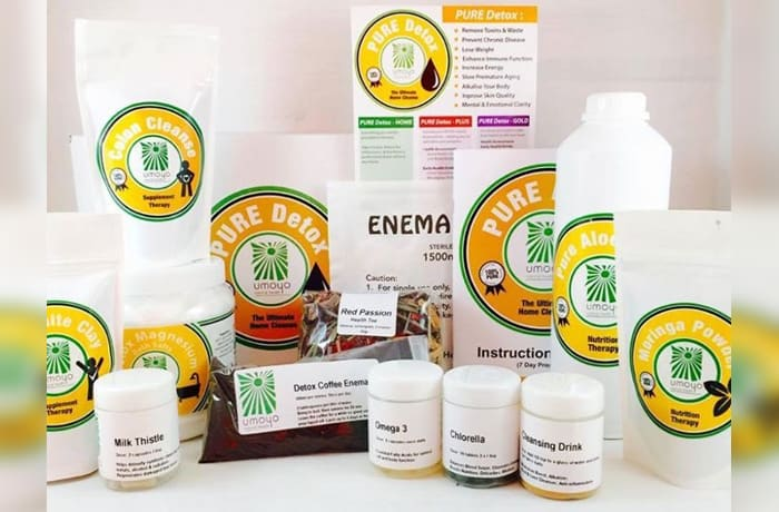 Natural health shops - 2