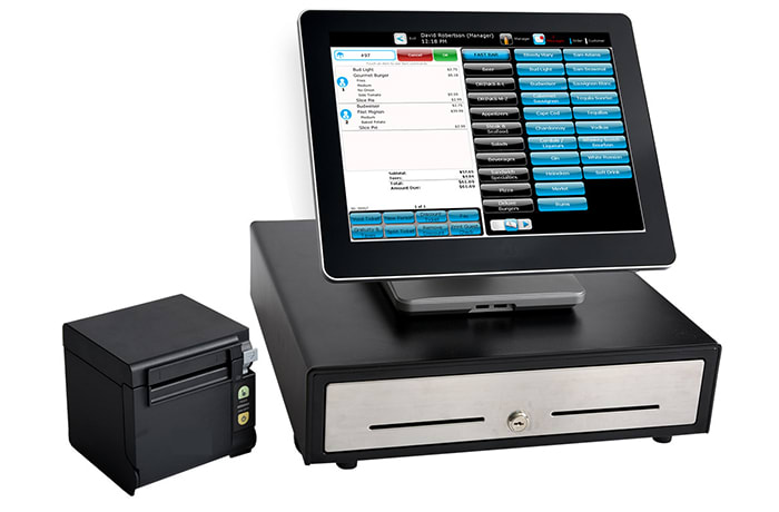 Point of sale systems - 3