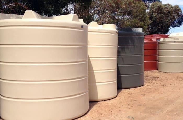 Water storage - 2