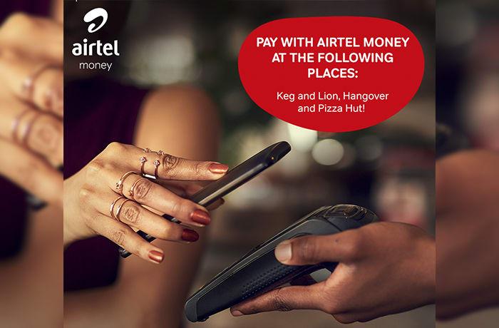 Airtel mobile money  - 0