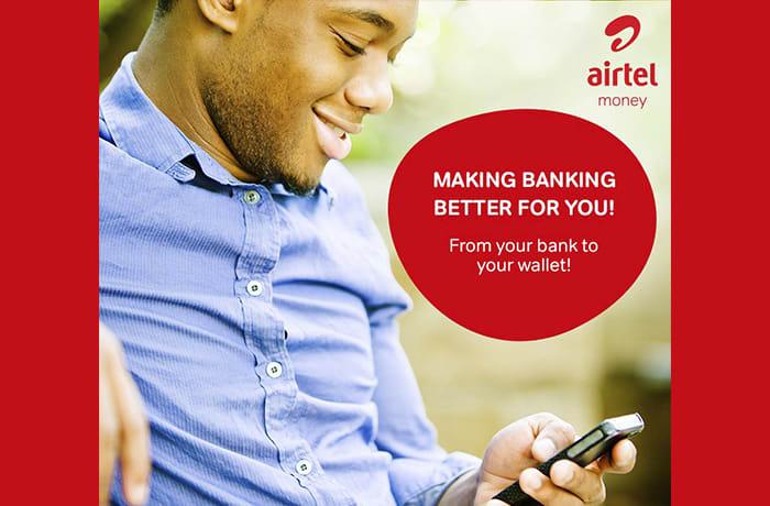 Airtel mobile money  - 1