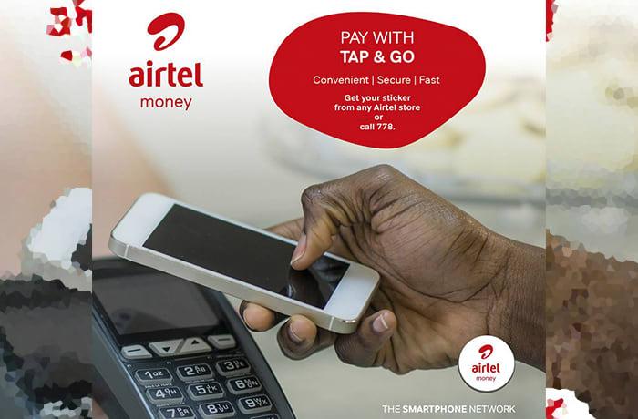 Airtel mobile money  - 3