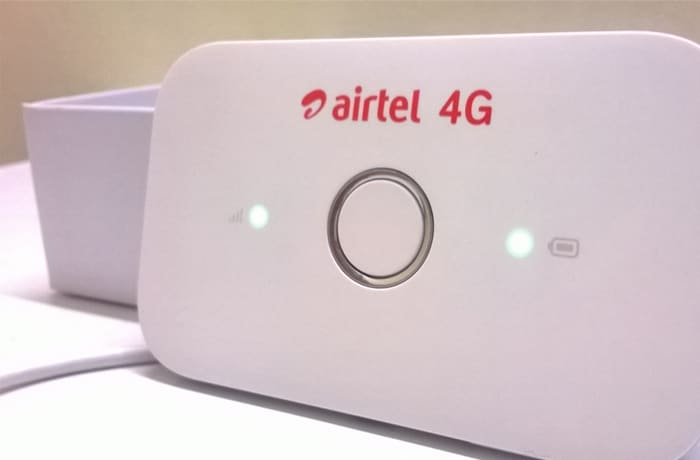Airtel internet - 0