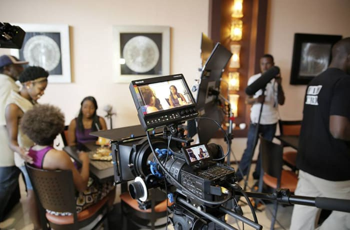 Media production - 0