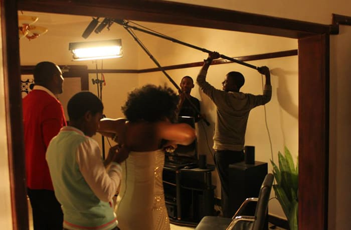 Media production - 3