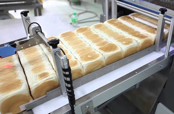 Bread production - 3