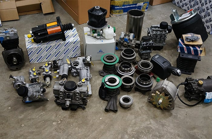 Commercial vehicle parts - 0