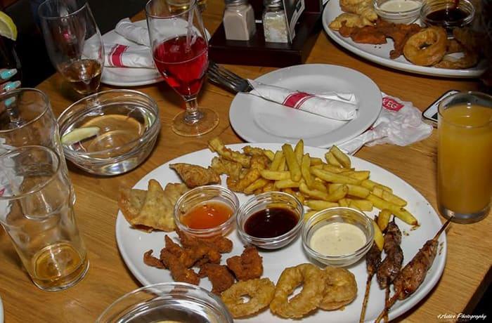 Casual dining restaurant - 3