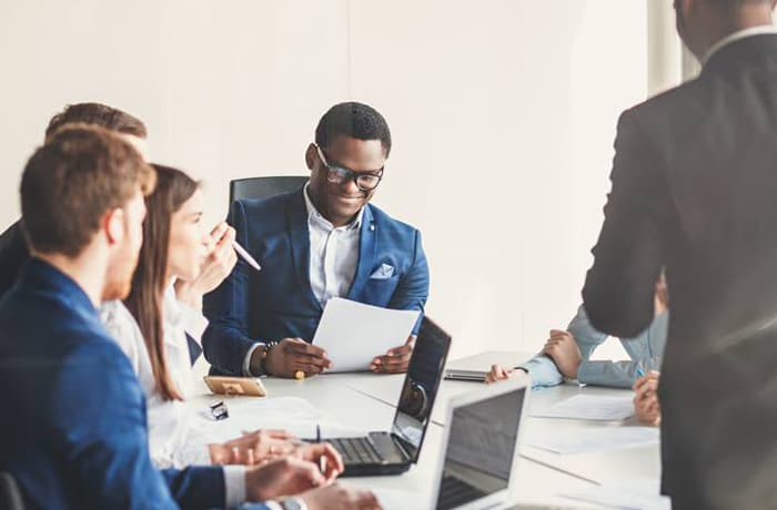 Business management software - 3