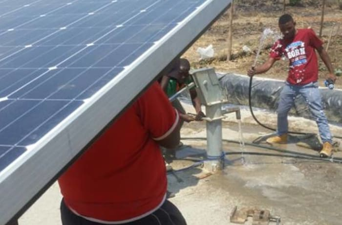 Solar water pumps - 1