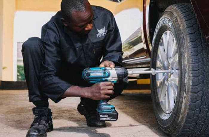 Mobile vehicle servicing and repairs - 2