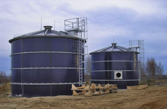 Water tanks and reservoirs - 0