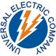 Universal Electric Company logo