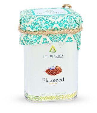 flax seed powder
