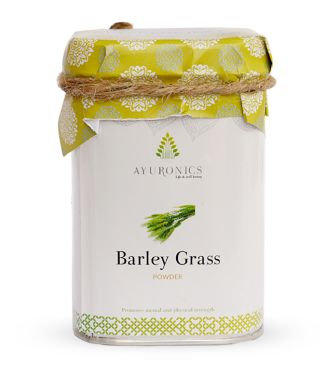 buy online Ayuronics barley-grass-powder