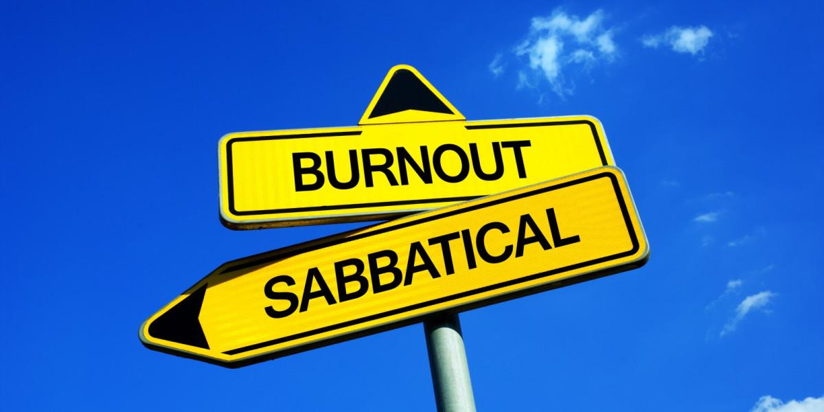 Why I Took A Self Sabbatical