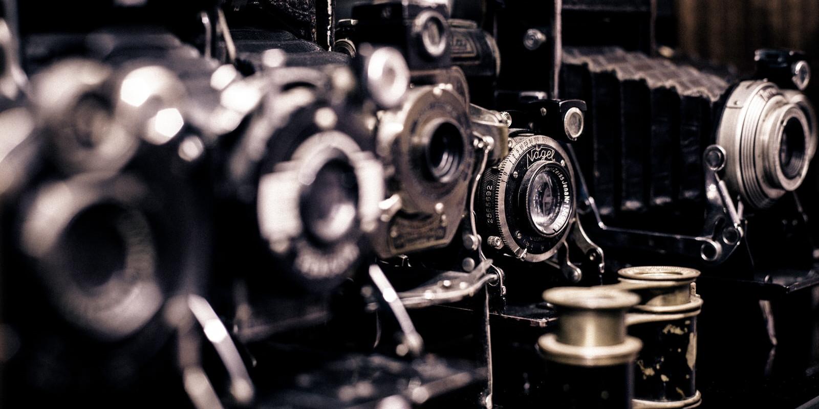 Old cameras hgb3uw