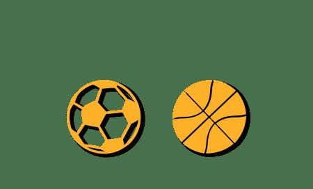 Matchs de Football et NBA