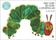 The Very Hungry Caterpillar - Album avec CD audio lu par Eric Carle