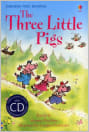 The Three Little Pigs (avec CD)