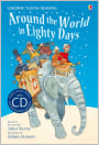 Around the World in Eighty Days, d'après Jules Verne (avec CD)
