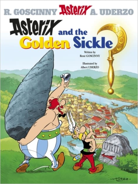 Vol. 2 - Asterix and the Golden Sickle