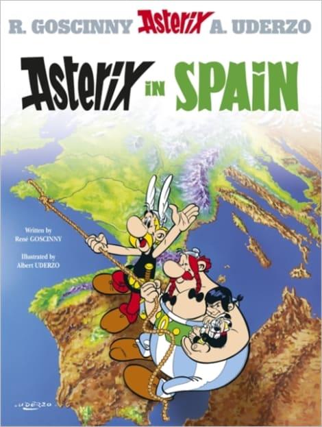 Vol. 14 - Asterix in Spain