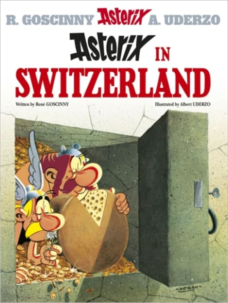 Vol. 16 - Asterix in Switzerland